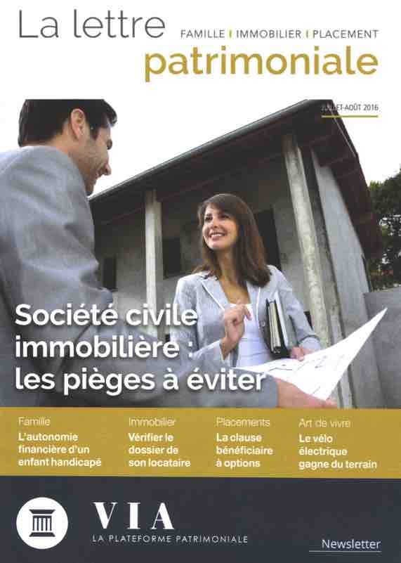 newsletter juillet aout 2016couv